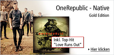 OneRepublic - Native Gold Edition