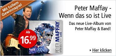 Peter Maffay - Wenn das so ist Live