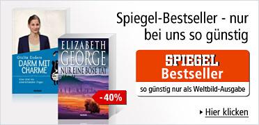 Spiegel-Bestseller - nur bei uns so günstig!
