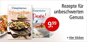 WeightWatchers: Rezepte für unbeschwerten Genuss