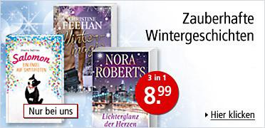 Zauberhafte Wintergeschichten für weihnachtliche Lesestunden