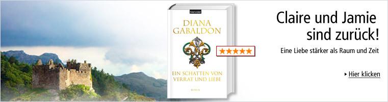 Diana Gabaldon, Ein Schatten von Verrat und Liebe
