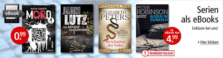 Serien als eBooks - exklusiv bei uns!