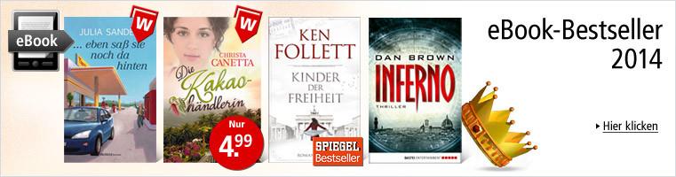 eBook-Bestseller 2014