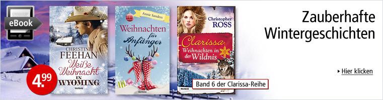 Zauberhafte Wintergeschichten