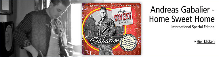 Andreas Gabalier - Home Sweet Home Internatinal Special Edition