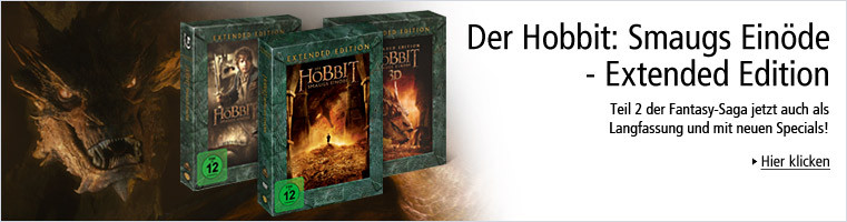 Der Hobbit: Smaugs Einöde - Extended Edition