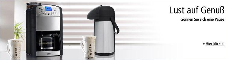 Lust auf Genuß: Tee & Kaffee