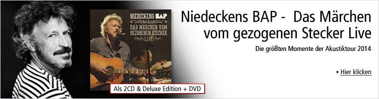 Niedeckens BAP - Das Märchen vom gezogenen Stecker Live