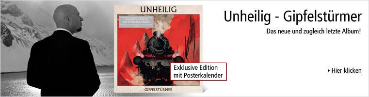 Unheilig - Gipfelstürmer - Das neue Album
