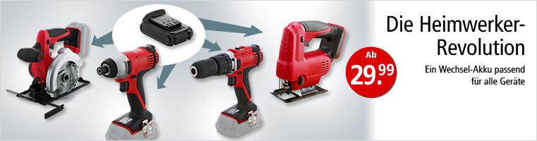 Die Heimwerker-Revolution: Werkzeug-System ECO