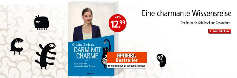 Darm mit Charme: Der Bestseller jetzt als günstige Weltbild-Ausgabe