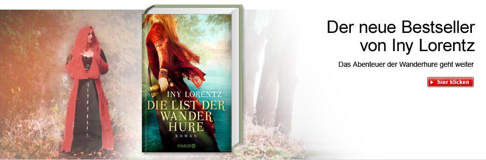 Der neue Bestseller von Iny Lorentz: jetzt bestellen