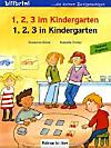 1, 2, 3 im Kindergarten, Deutsch-Englisch