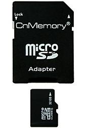 32 GB Micro SDHC-Speicherkarte Class4, mit SD Adapter