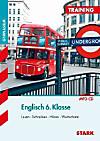 6. Klasse, Lesen - Schreiben - Hören - Wortschatz, m. MP3-CD
