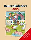 Abreißkalender Bauern 2015, einzeln