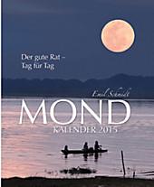 Abreißkalender Mond 2015
