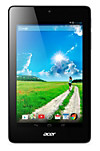 Acer Iconia 8GB Tablet B1-730 Z2560, schwarz