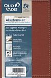 Akademiker, Lehrerkalender, Club rot 2012/2013