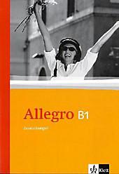 Allegro, Zusatzübungen: Bd.3 Zusatzübungen B1, Schulbücher