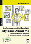 Anfangsunterricht Englisch - My Book About Me