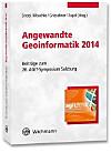 Angewandte Geoinformatik 2014