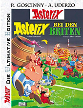 Asterix Bei Den Briten-Ultimat, Manga & Comic