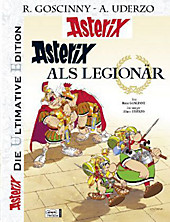 Asterix, Die Ultimative Edition: Bd.10 Asterix als Legionär, René Goscinny, Manga & Comic