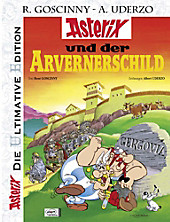 Asterix, Die Ultimative Edition: Bd.11 Asterix und der Arvernerschild, René Goscinny, Albert Uderzo, Manga & Comic