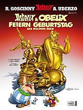 Asterix Jubiläumsedition: Asterix & Obelix feiern Geburtstag, Band 34, Manga & Comic