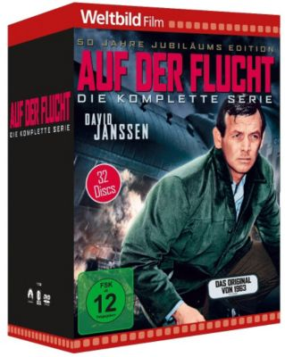 Die komplette Serie (Weltbild-Edition) (32 DVDs)