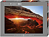AvH Mesa Arch (Puzzle)