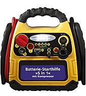 Batterie-Starthilfe, 5 in 1