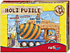 Baustelle (Holzpuzzle)