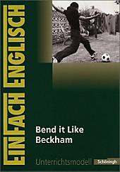 Bend it Like Beckham, Patricia Anslinger, Gisa van Els, Schulbücher