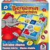 Benjamin Blümchen (Kinderspiel), Schiebe-Memo