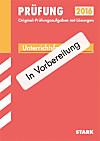 Besondere Leistungsfeststellung 2015: Mathematik 10. Klasse, Gymnasium Thüringen
