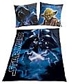 Bettwäsche Star Wars Exklusiv, nachtleuchtend, Linon, 135 x 200 cm