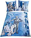 Bettwäsche Star Wars R2-D2 und C-3PO, Linon, 135 x 200 cm