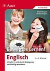 Bewegtes Lernen! Englisch