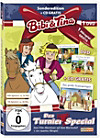 Bibi & Tina, Special-DVD - Turnier-Special, 1 DVD + 1 Audio-CD