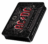 Black Ice Steelbox, AC/DC, Heavy Metal