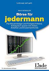 Börse für jedermann, Max Geißler, Wirtschaft im Alltag