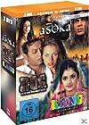 Bollywood Edition : Asoka The Great - Rog (Wenn Liebe krankhaft wird) - Rang (Die Farben der Liebe) DVD-Box