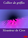 Collier de griffes (eBook)