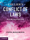 Collier's Conflict of Laws (eBook)
