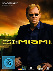 CSI Miami - Staffel 9, Teil 2, TV-Serien-Hits