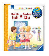 Das bin ich & das bist du, Doris Rübel, Bücher für das Kleinkind