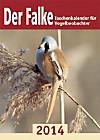 'Der Falke', Taschenkalender für Vogelbeobachter 2014